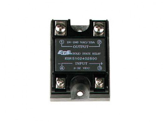 SOLID STATE POWER RELAY 25A...