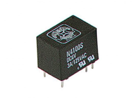 DIL RELAY 3A/150VAC 1 x...