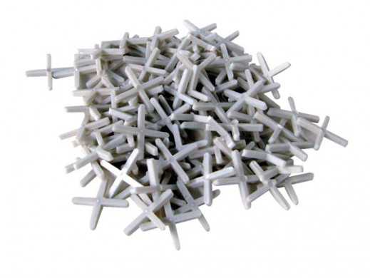 TILE CROSS - 2 mm - 250 pcs