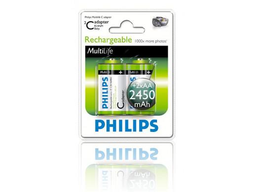 Bateria Philips R14 Ni-Mh...