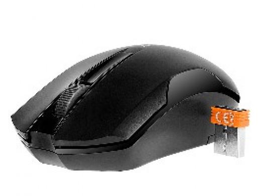 Mysz A4TECH V-TRACK G3-200N-1 Black