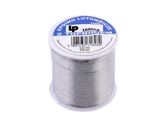 Cyna LP szpula 0.7mm/1000g