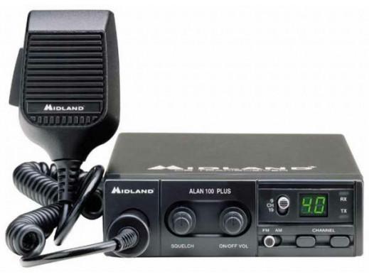 Radio CB ALAN 100+