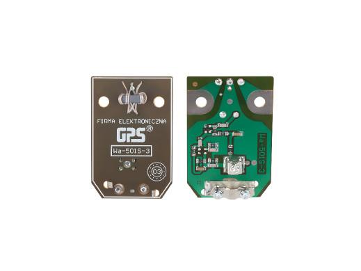 Wzmacniacz antenowy GPS501S ZIELONY