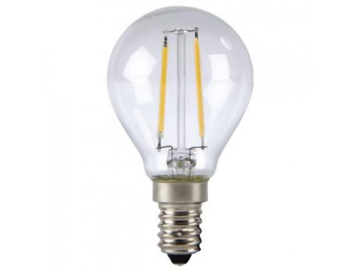 ŻARÓWKA LED FILAMENT. E14 /2W(25W) /250LM /2700K /230V