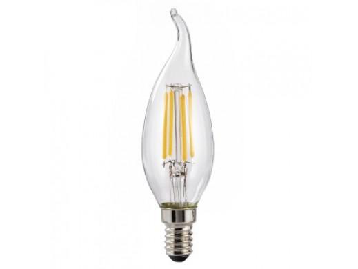 ŻARÓWKA LED FILAMENT. E14 /4W(40W) /470LM /2700K /230V
