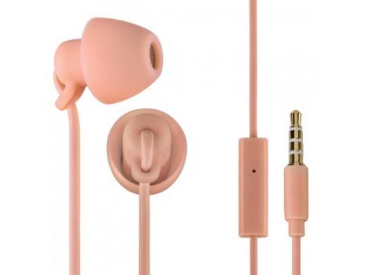 Słuchawki EAR3008 PICCOLINO, douszne, różowe, z mikrofonem do rozmów
