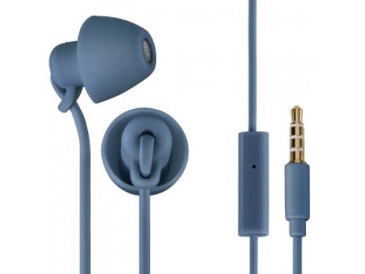 Słuchawki EAR3008 PICCOLINO, douszne, niebieskie, z mikrofonem do rozmów