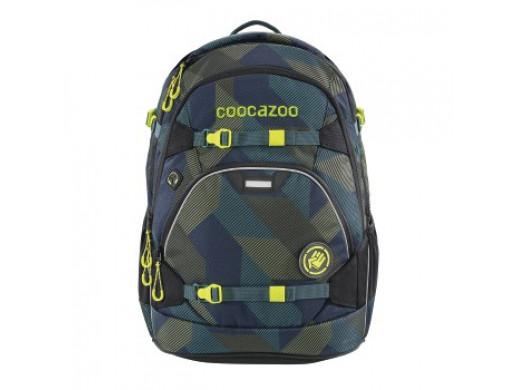 Plecak ScaleRale, kolor: Polygon Bricks, system MatchPatch