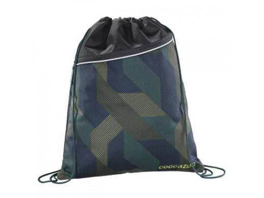 COOCAZOO worek na buty RocketPocket II, kolor: Polygon Bricks