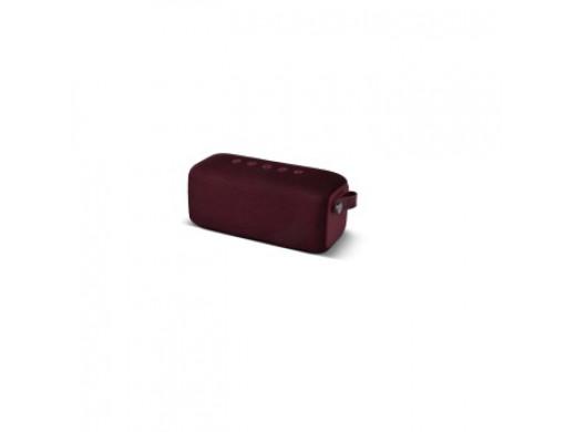 Głośnik ROCKBOX BOLD M, bluetooth, czerwony, z mikrofonem do rozmów