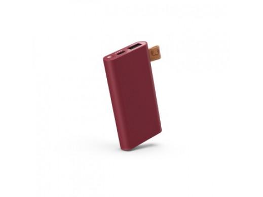 POWERBANK 3000 MAH USB-C RUBY RED