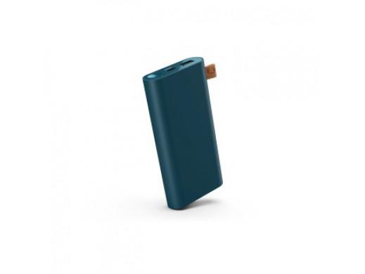 POWERBANK 12000 MAH USB-C PETROL BLUE