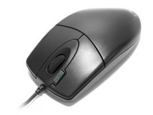 Mysz A4TECH  OP-620D Black USB