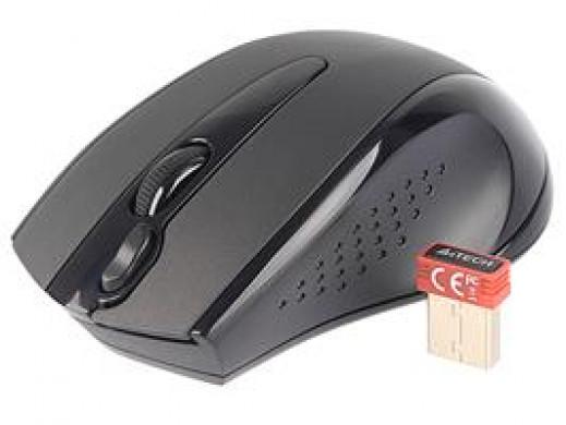 Mysz A4TECH V-TRACK G9-500F-1 Black RF NANO
