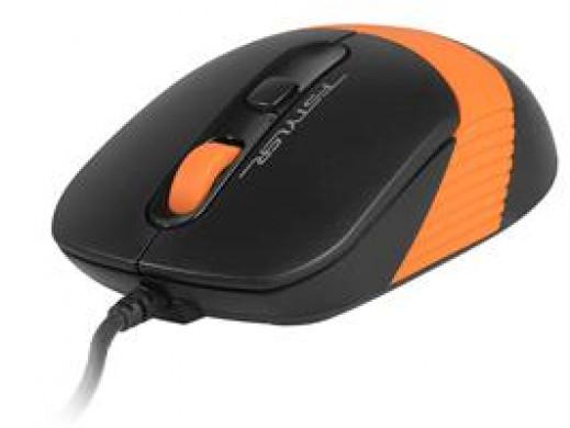 Mysz A4TECH FSTYLER FM10 Orange