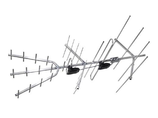 Antena TV UHF + VHF...