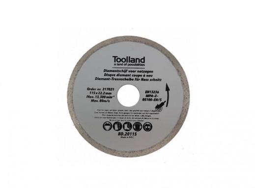 DIAMOND DISC - 115 mm - CONTINUOUS