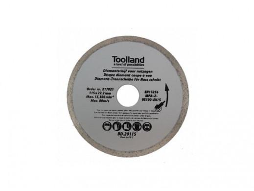 DIAMOND DISC - 180 x 22.2 mm