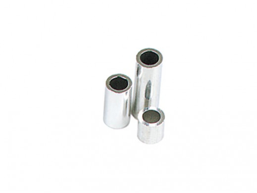 ALUMINIUM SPACER 5mm M3