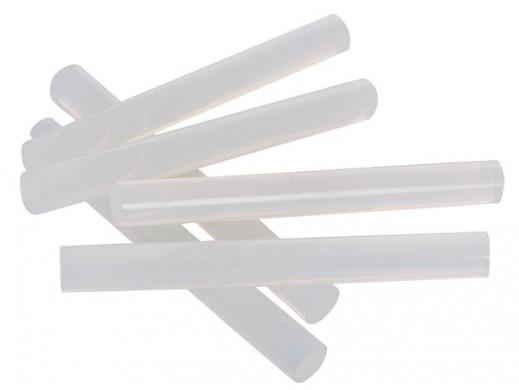 6 WKŁADÓW KLEJOWYCH DO PISTOLETU - Ø11 x 100 mm