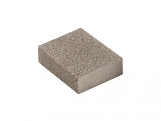 HARD ABRASIVE SPONGE - COARSE GRAIN