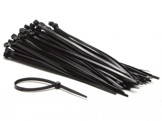 NYLON CABLE TIE SET - 4.6 x...