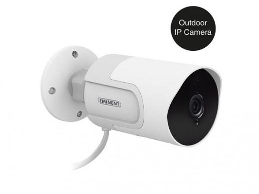 EMINENT - FULL HD Wi-Fi FIXED OUTDOOR IP CAMERA