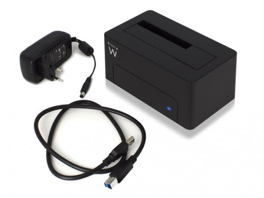 "EWENT - USB 3.1 DOCKING STATION FOR 2.5"" AND 3.5"" SATA HDD/SSD"
