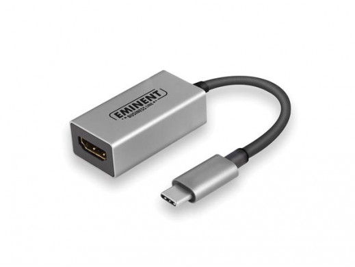 EMINENT - USB 3.1 TYPE-C TO HDMI 4K CONVERTER
