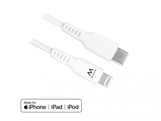 EWENT - USB-C TO LIGHTNING CABLE - 1 m