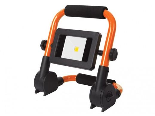 PRZENOŚNA SKŁADANA LAMPA ROBOCZA LED - 10 W - 4000 K