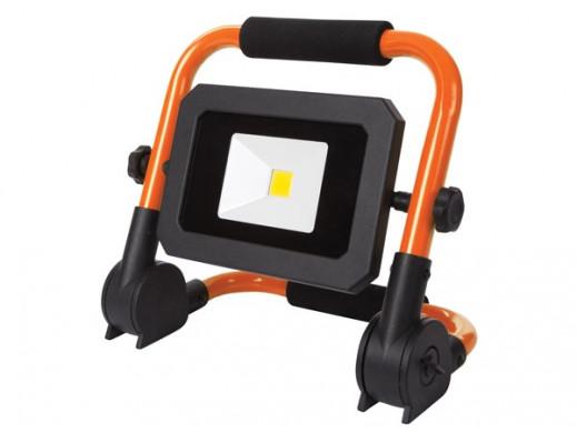 PRZENOŚNA SKŁADANA LAMPA ROBOCZA LED - 20 W - 4000 K