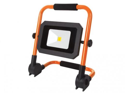 PRZENOŚNA SKŁADANA LAMPA ROBOCZA LED - 30 W - 4000 K