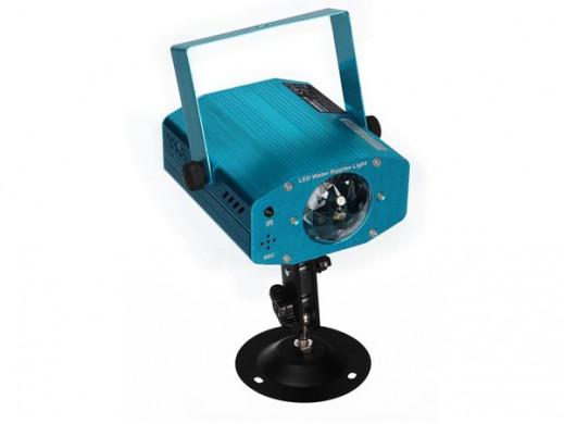 LED WATER LIGHT - 7 KOLORÓW 12 W (RGBW 4 w 1)