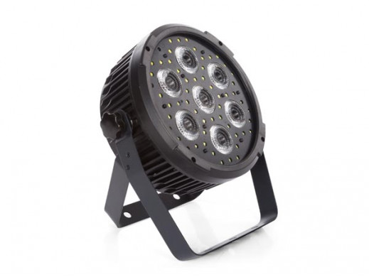 SHOWPAR SPECIAL FX II - RGBWA-UV
