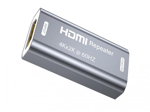 WZMACNIACZ HDMI 4K / PROFESJONALNY / F-F