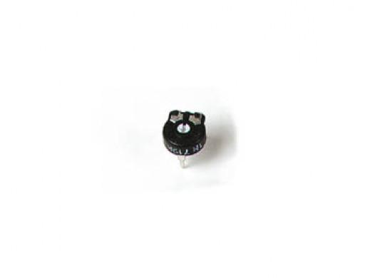 PIHER TRIMMER 100K (SMALL - HOR - FOR SPINDLE)