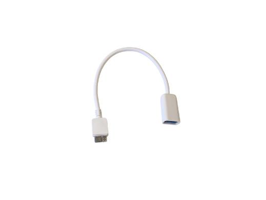 ADAPTER USB 3.0 żeński/ micro USB męski (OTG) ART oem