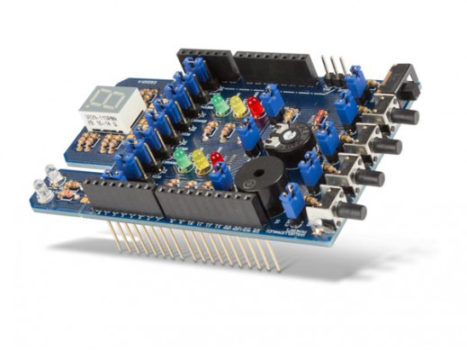 SHIELD STEM DO ARDUINO