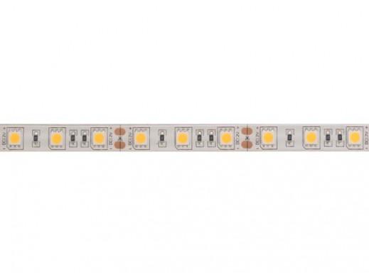 ELASTYCZNA TAŚMA LED - CIEPŁY BIAŁY - 300 diod LED - 5 m - 12 V