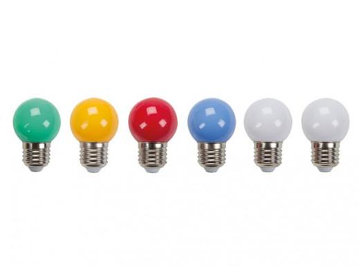 LAMPKI ZAMIENNE KOLOROWE DO XMPL10RGB