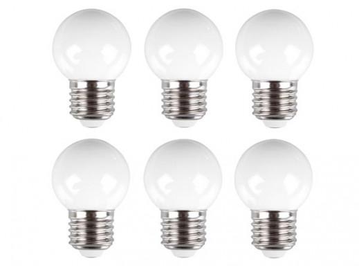 LAMPKI ZAMIENNE BIAŁE DO XMPL10WW