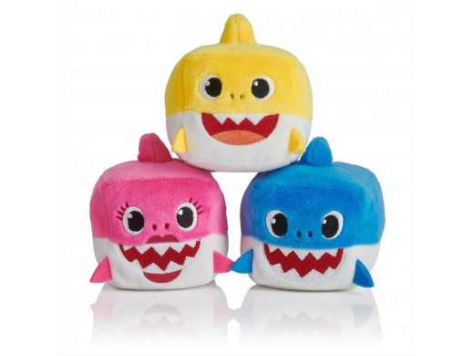 Baby Shark Maskotka Cube Ast.