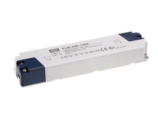 ZASILACZ LED - POJEDYNCZE WYJSCIE - 1400 mA - 40 W