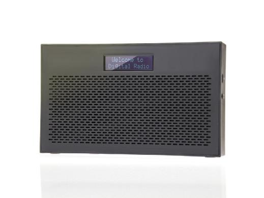 RADIO DAB+/FM AZ1000 wyświetlacz LCD czarne ART