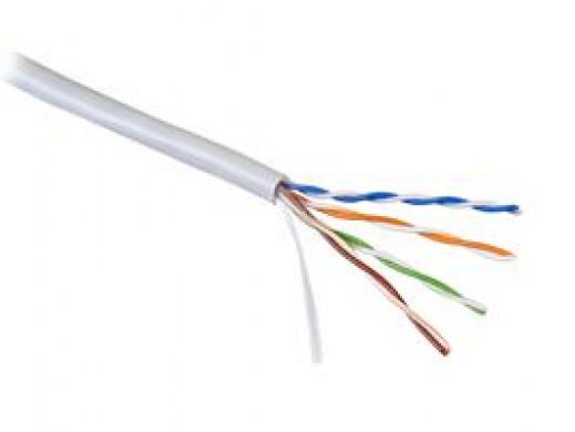 Kabel sieciowy SEVEN UTP CCA Solid 4x2 305m