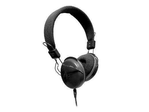 SŁUCHAWKI STEREO z mikrofonem  ART AP-60MD czarne