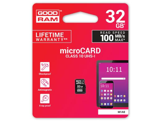 Karta pamięci microSD 32GB...