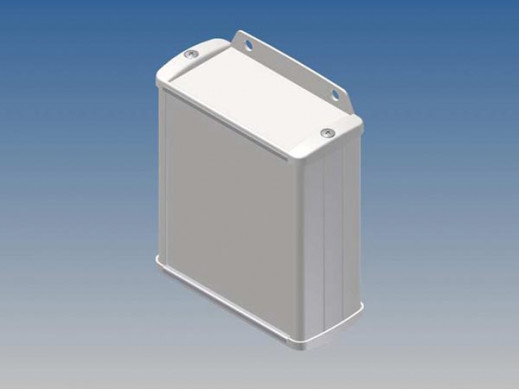 ALUMINIUM HOUSING - WHITE -...